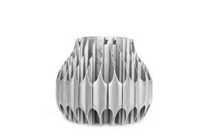 Отливка корпуса светильника LND #1, 3D вертикальное фото