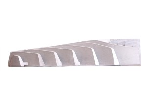 Виливка Корпус ліхтаря №2, 3D фото, горизонтально.