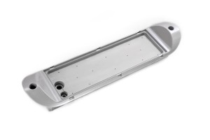 Luminaire body L-3-11 after electrodeposition coating