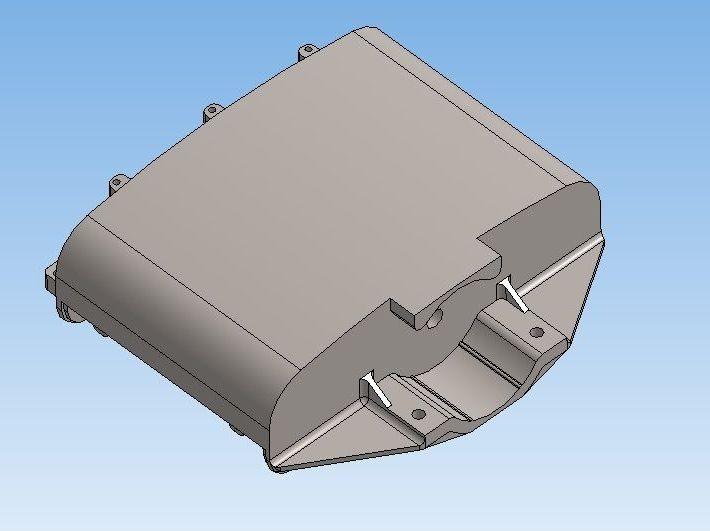 Obudowa lampy L-3-12.05